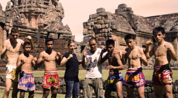 Changes –  Finding A New Muay Thai Gym
