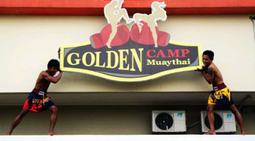 Muay Thai Indonesia:  Golden Camp MuayThai