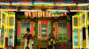 What To Do For New Year's Eve In Thailand: THE TASKIN MAHARACHANUSON FAIR, TAK