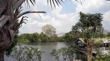 Notes From The Road:  The Duenshine Resort, Kanchanaburi