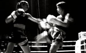 japanese-female-muay-thai-fighter