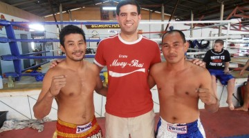 Episode 1 Of Muay Thai Journal Released