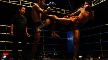 Isaan By Night – A Photo Series Of Muay Thai Fight Culture