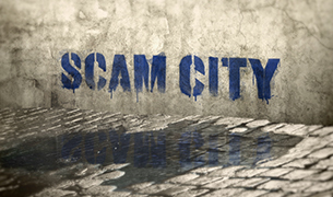Scam City. Travel + Escape's Guide Into The Darker Side of Travelling AKA The Stuff You Really Need To Know.