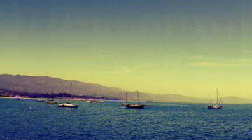 Photo Series: Stearns Wharf, Santa Barbara, California, USA
