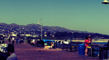 Photo Series: Panoramic Ventura. Photos From The Ventura Pier