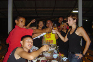 going-away-party-san-kamphaeng