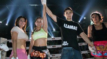 Muay Thai In Mexico: Interview With Mariana de Lira