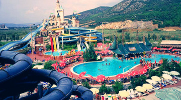 Waterparks: Europe and Beyond