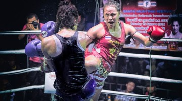 Sawsing Sor Sopit vs. Farida Okiko – Results From Santai Festival 2014