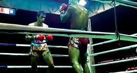 muay thai fight saiyok