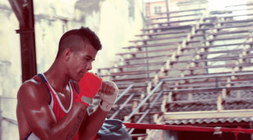 Boxing In Cuba – Training At Rafael Trejo Boxing Gym, Havana