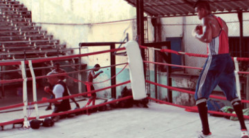 Photos Of Rafael Trejo Boxing Gym, Havana
