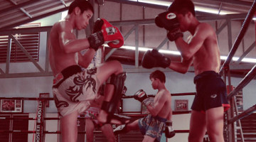The Perils Of Dating Your Trainer:  Fighting Muay Thai Or The Relationship?