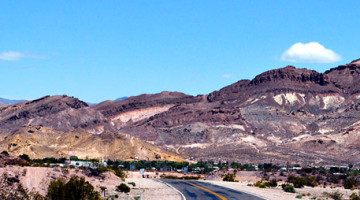 Beatty, Gateway to Death Valley: The Dusty Jewel of Nye County