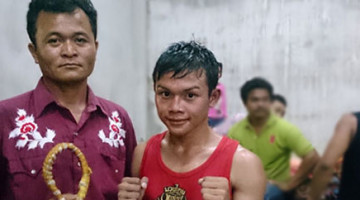 The Soft Spoken Words of a Transgender Fighter