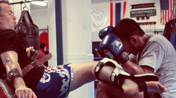 An Interview With American Muay Thai Veteran Bryan Popejoy