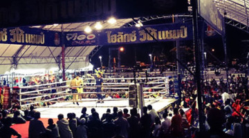 The Mutation Of Muay Thai In Isaan