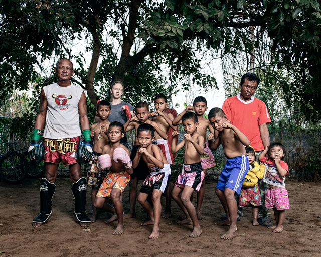 Watthanaya-Muay-Thai-Team