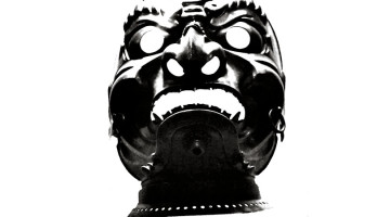 Samurai Masks From The Edo Period (1603  – 1867)