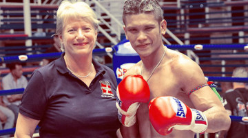 On Pushing Boundaries And Muay Thai In Phuket With Sumalee Boxing Gym Owner Lynne Miller