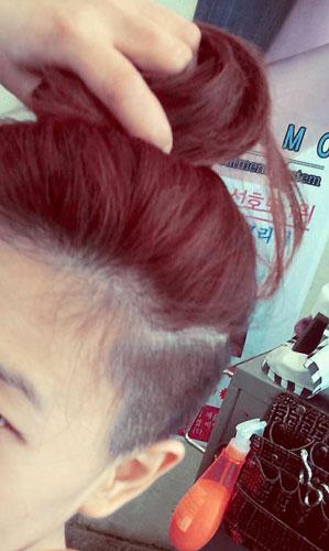 korean-female-fighter-short-hair