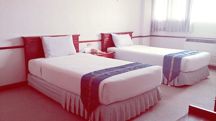 sripattana hotel korat thailand