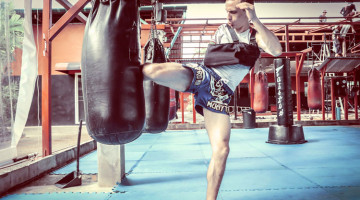 The Power of Positivity with Nak Muay Daniel Ketley