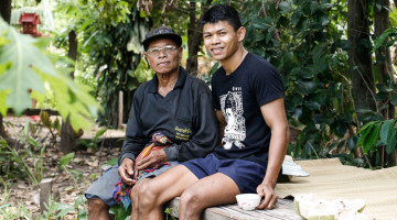 Muay Thai History – Words of Wisdom from Wun Watthanaya