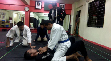 Training Women BJJ – Overcoming Gender Issues in Bangladesh