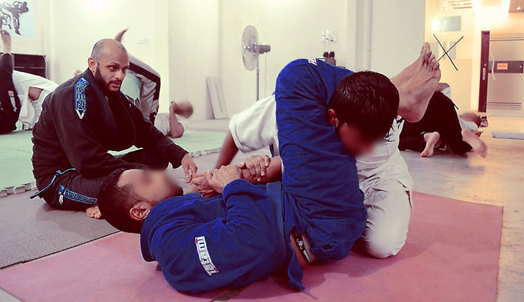 promoting bjj in bangladesh