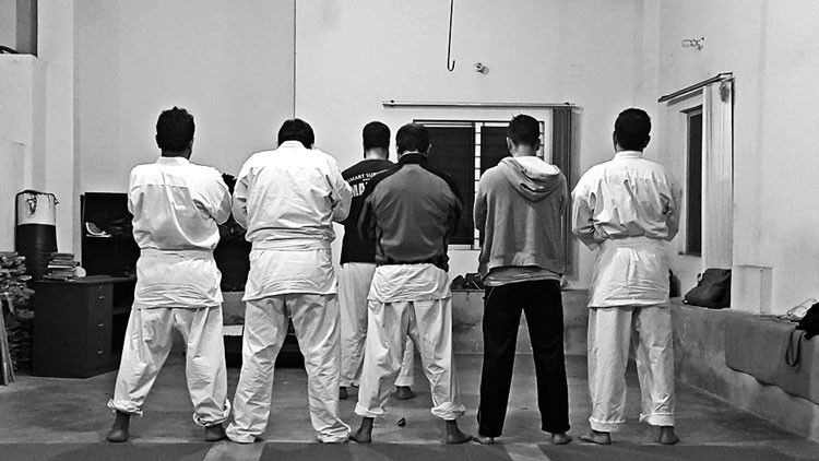 Islam and Kyokushin Karate