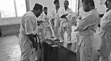 Perspectives on Islam and Kyokushin Karate with a Practitioner