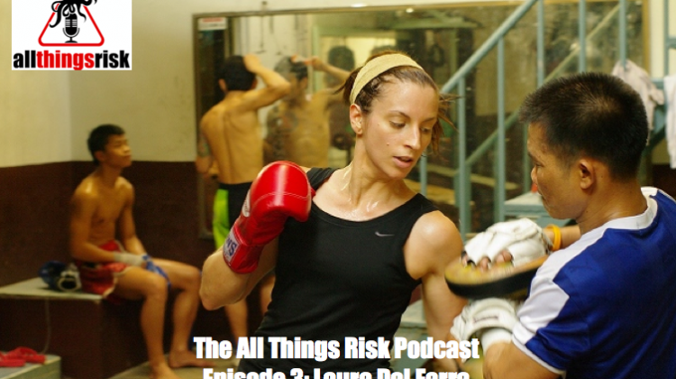 Minimalism, Muay Thai, Culture and Identity – My Interview on the All Things Risk Podcast