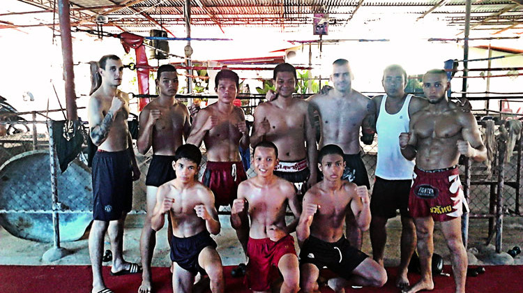 Lamnamoon Sor Sumalee Muay Thai Gym Review