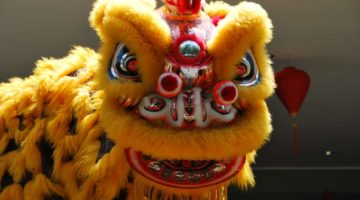 Win an International Educational Scholarship From Lion Dance Singapore