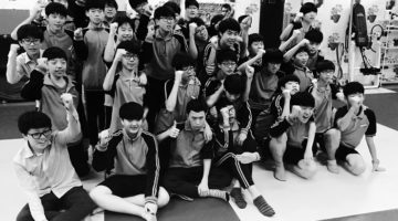 A Tale of Two Koreas – A North Korean Kid in a South Korean Gym